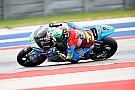 Moto2 Morbidelli start Moto2-race in Austin vanaf pole position