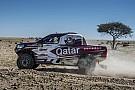 كروس كاونتري العطية وساندرلاند وسونيك يحرزون لقب رالي قطر الصحراوي
