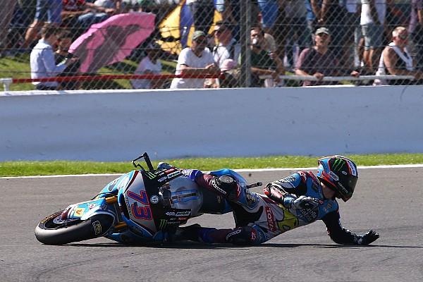 Moto2 Marquez: Kecelakaan ini benar-benar kesalahan saya