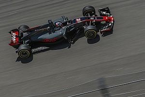 Formule 1 Réactions Grip, équilibre et freins sur la liste des maux de Grosjean