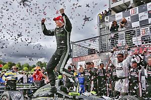 IndyCar Yarış raporu Barber IndyCar: Power lastik patlattı, Newgarden kazandı
