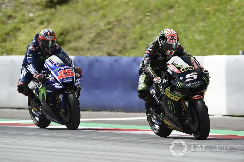 У гонщиків Tech 3 буде новий обтічник Yamaha на Сільверстоуні