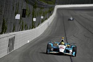 IndyCar Noticias de última hora Chaves satisfecho con su primer test con Harding Racing