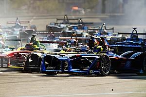 Formel E News Das sind die Fahrer und Teams der Formel-E-Saison 2017/18