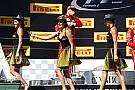 Képeken a gyönyörű magyar F1-es rajtrácslányok
