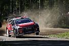 WRC Toyota, Citroen, Hyundai all enter Rally Estonia