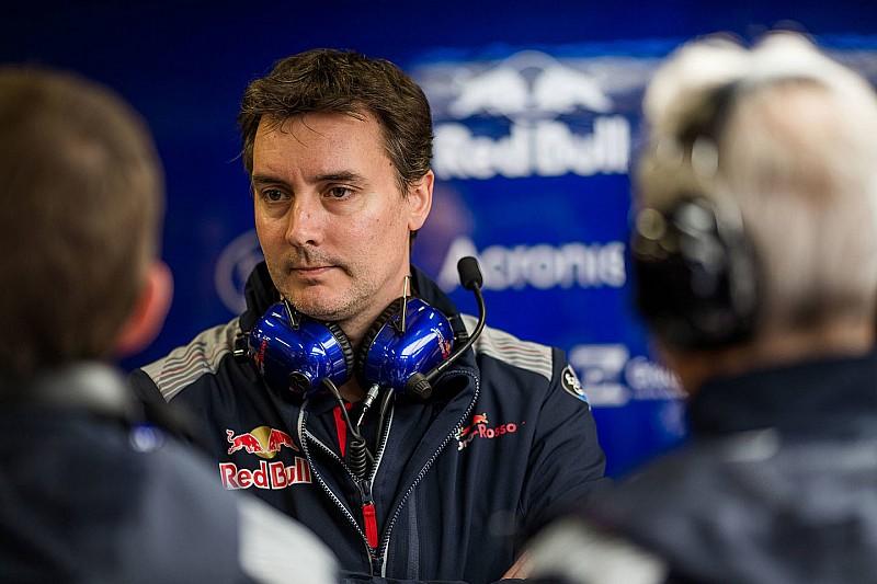 James Key renova contrato com Toro Rosso