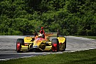IndyCar Road America: Hunter-Reay tops warm-up