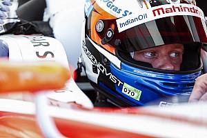 """Formule E Nieuws Rosenqvist haalt uit naar wedstrijdleiding: """"Straf nergens voor nodig"""""""