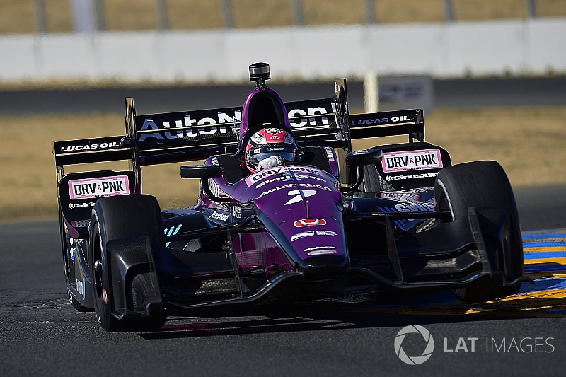 Schmidt in talks with Shank, Harvey for part-time 2018 IndyCar deal