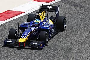 FIA F2 Reporte de prácticas Rowland lidera la primera práctica de la nueva era de la F2