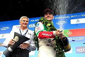 WTCC Réactions Michelisz s'est remis en selle à Vila Real