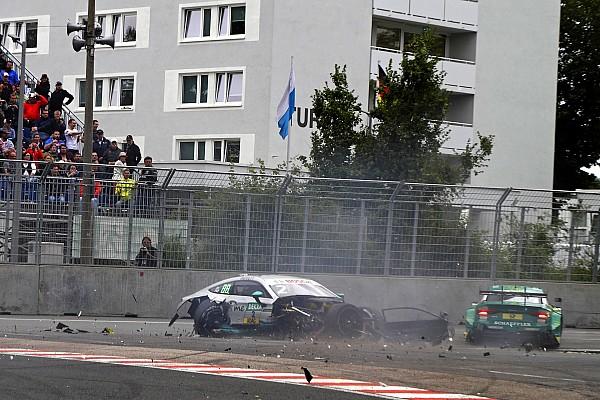 Gary Paffett über seinen DTM-Unfall: