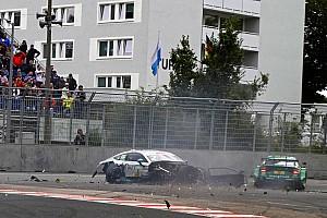 DTM BRÉKING Paffett: rémisztő volt átélni a norisringi balesetet