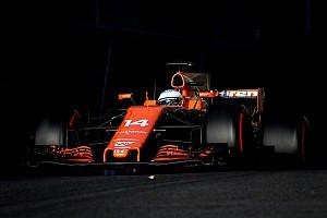 Формула 1 Новость Пилоты McLaren получат в Австрии моторы Honda версии Spec 3