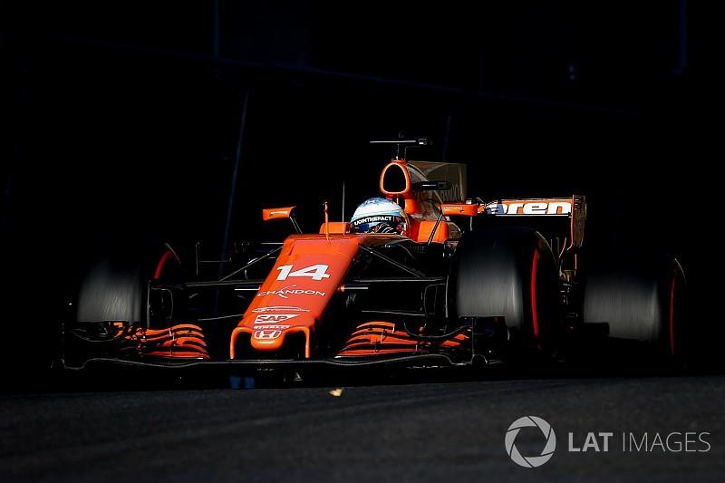 McLaren montará la nueva versión de motor en Austria