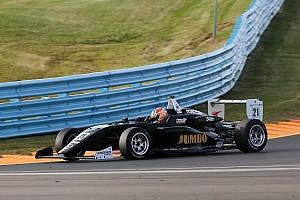 USF2000 Watkins Glen: Van Kalmthout tweede in kwalificatie