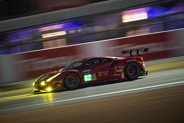 Risi Ferrari teams up with Keating for Le Mans entry
