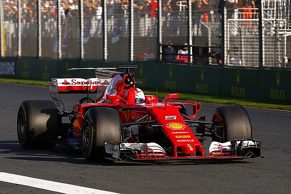 Formel 1 News F1 2017: Sebastian Vettel nach Ferrari-Sieg: