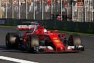 Posisi klasemen F1 setelah GP Australia