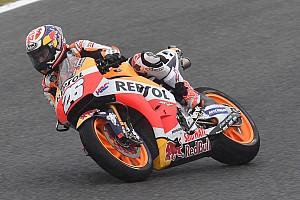 MotoGP Practice report MotoGP Spanyol: Pedrosa tercepat di FP1, Rossi P16