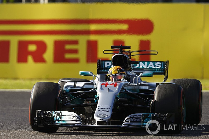 Mercedes: No concerns about Hamilton's engine