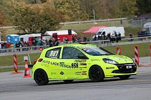 Coupes marques suisse Résumé de course Renault Cup : le dernier coup de Denis Wolf