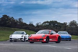 Automotive Breaking news Porsche Inggris tampilkan 911 Carrera 4 GTS British Legends Edition