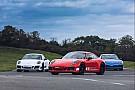 Porsche Inggris tampilkan 911 Carrera 4 GTS British Legends Edition