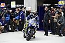 Rossi já pensa na próxima temporada da MotoGP