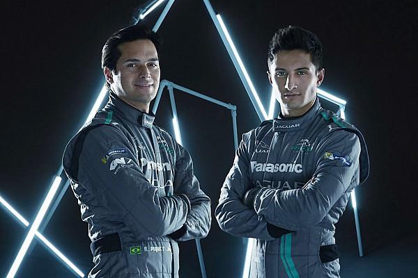 Formula E Breaking news Piquet joins Evans in Jaguar's Formula E line-up
