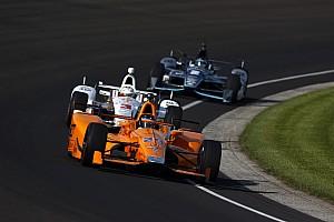 IndyCar 速報ニュース 【インディ500】アロンソ「明日の予選練習は、ゼロからのスタート」