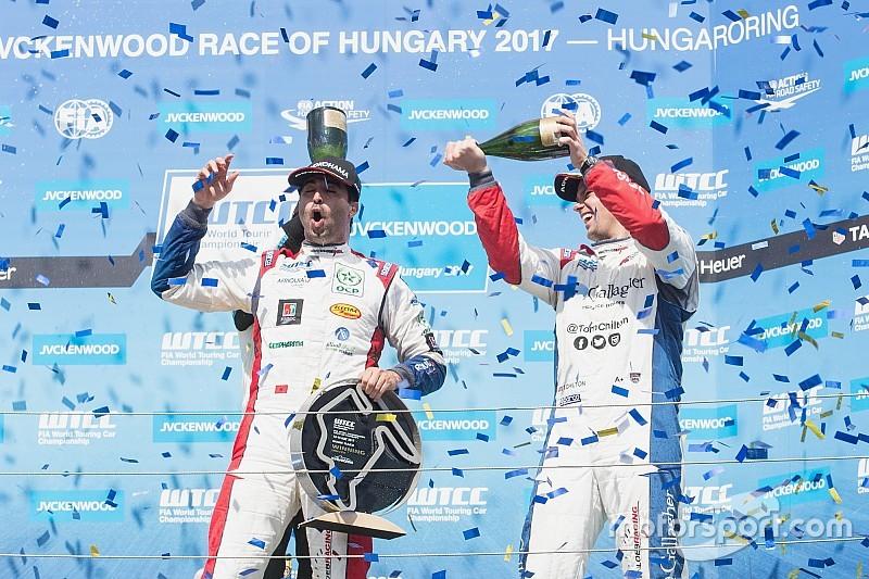 Un début de saison sur une note élevée pour le Sébastien Loeb Racing