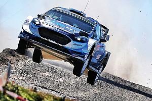 WRC Отчет о секции Проблемы лидеров Ралли Португалия вывели вперед Тянака
