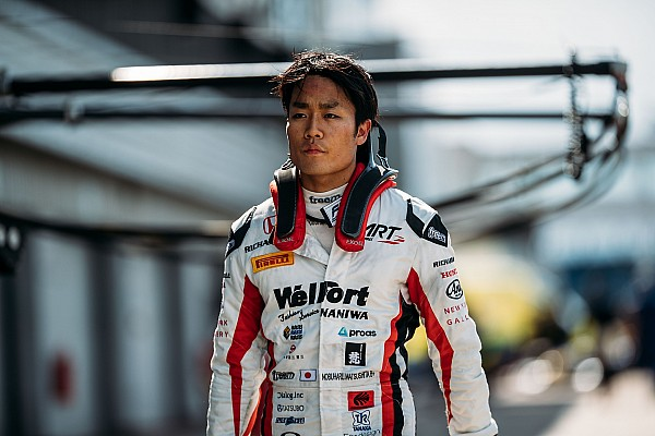 Honda-Nachwuchfahrer Nobuharu Matsushita testet für Sauber F1