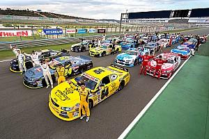 NASCAR Euro Breaking news NASCAR Euro Series sets new record for entries