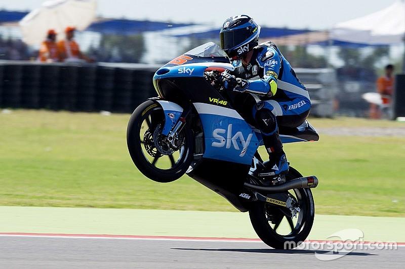 Tanta voglia di riscatto nello Sky Racing Team VR46