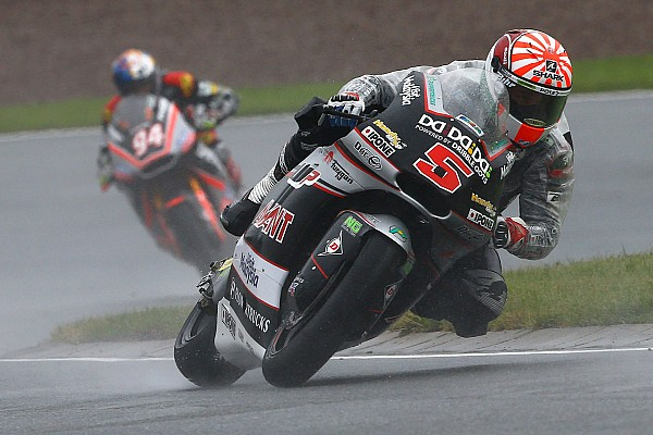 Sachsenring Moto2: Zarco pips Folger to win crash-filled thriller