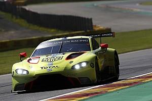 WEC Breaking news Aston Martin, BMW, Ferrari call for GTE BoP reset