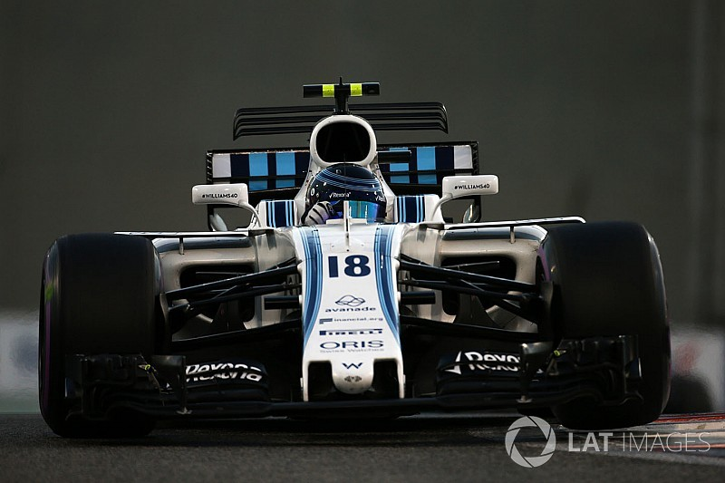 """Para Stroll  """"repetir el quinto lugar  sería bueno para Williams"""""""