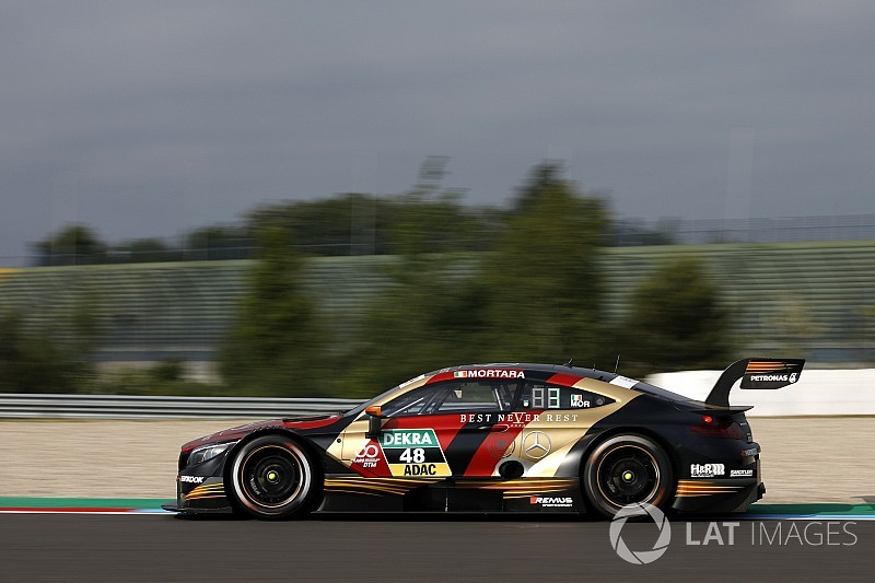 DTM Lausitzring: Mortara kazandı, Rast takla attı!