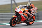 MotoGP Pedrosa : Un week-end douloureux qui