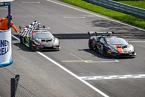 Lamborghini Super Trofeo Gara Europe: a Monza la clamorosa volata di Gara 1 la vincono Altoè-Van Uitert
