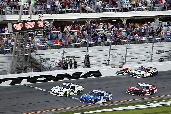NASCAR XFINITY Noticias de última hora Sadler acepta que le dolió la derrota frente a Reddick