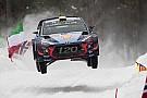 WRC GALERÍA: Hyundai domina en Suecia