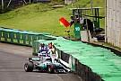Hamilton-Crash: Chefs sehen Fahrfehler, Weltmeister kleinlaut