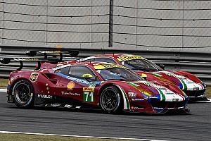 WEC Race report Dominasi Ferrari di kelas GTE WEC