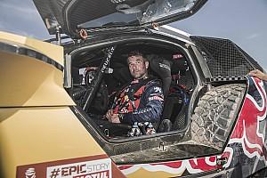 Loeb toch naar Dakar Rally met privé-Peugeot