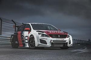 WTCR 2018: Peugeot stellt neuen 308 TCR vor