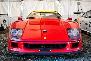 Photos - Les supercars et voitures de sport à Rétromobile